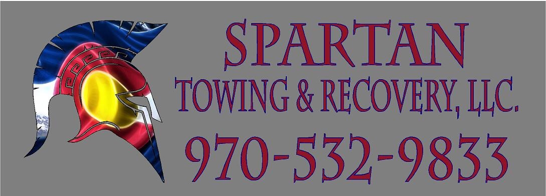 Spartan Towing Logo