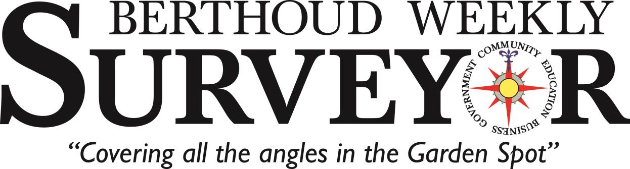 Berthoud Surveyor Logo