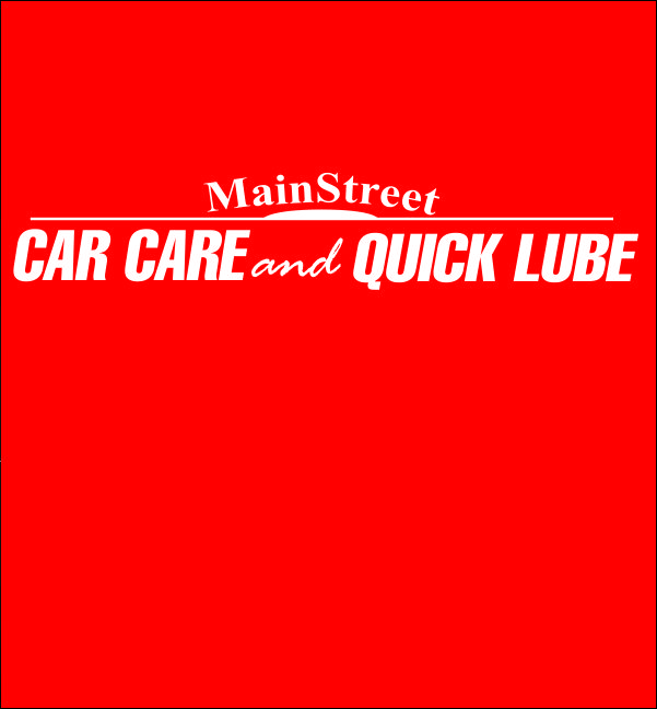MAINSTREET CAR CARE Logo
